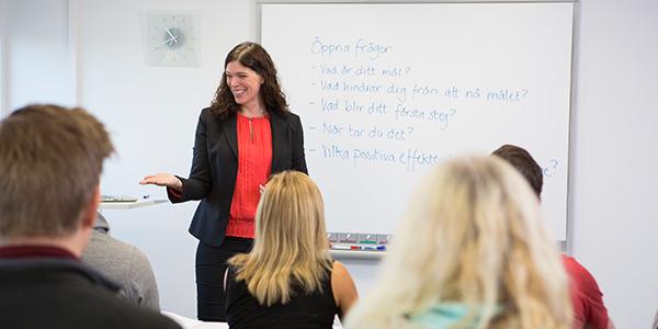 Utbildning till Diplomerad Coach enligt ICF