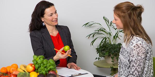 Yrkesutbildning till Kost- och näringsrådgivare